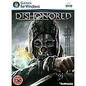 Dishonored with Tesco Exclusive Shadow Rat Pack