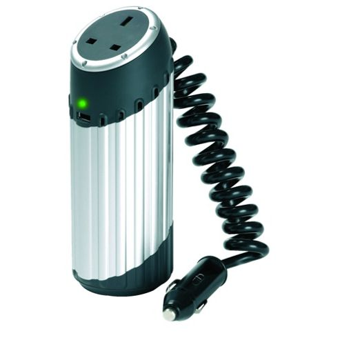 Ring 12V 150W Can Inverter with USB Socket