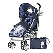 Tiny Tatty Teddy Stroller Bundle - Navy