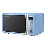 Russell Hobbs RHMD702BL Digital Microwave, 17L - Blue