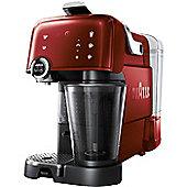 AEG LM7000T-U Lavazza A Modo Mio Fantasia Espresso Coffee Machine in Red