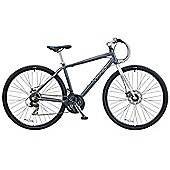 "2015 Viking Kingston 19"" Mens' Sports Hybrid Bike"