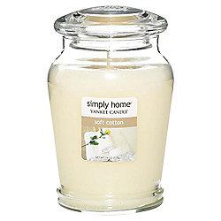 Yankee Candle Jar Soft Cotton, Medium
