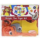 Mister Maker Mini Makes- Stripes the Tiger