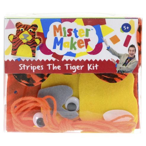 Mister Maker Mini Makes- Stripes the Tiger