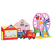 Peppa Pig Theme Park Ride Set