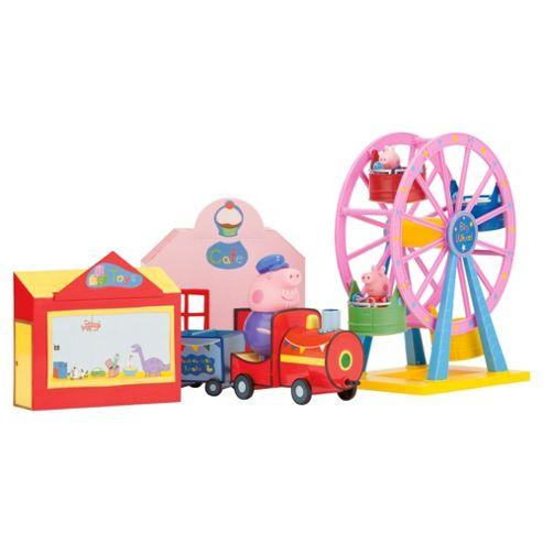 Peppa Pig Theme Park Ride Set
