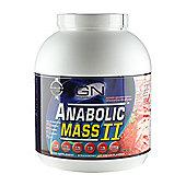 Anabolic Mass II Strawberry 2kg Powder