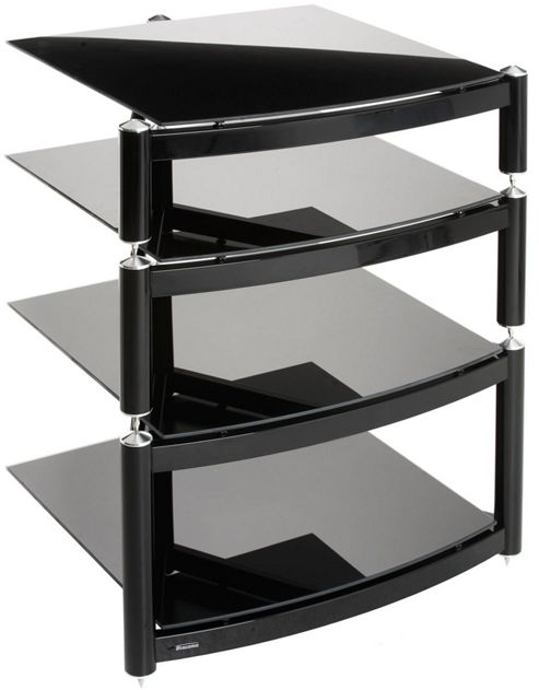 Atacama Equinox Celebration ARC 4 Shelf Hi-Fi Stand