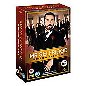 Mr Selfridge Series 1-3 DVD