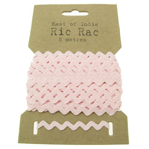 Ric Rac - Light Pink 5mt