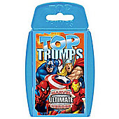 Top Trumps - Marvel Ultimate Heroes