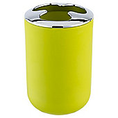 Tesco Basic Plastic Toothbrush Holder, Lime
