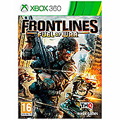 Frontlines Fuel Of War (Xbox 360)