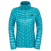 The North Face Ladies Thermoball Jacket - Green