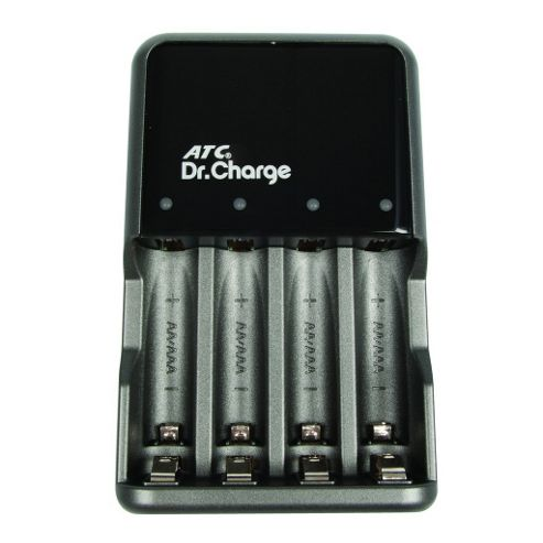 Dr. Charge - AA and AAA Battery Charger