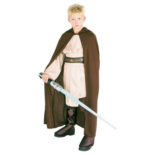 Rubies UK Basic Hooded Jedi Robe- M
