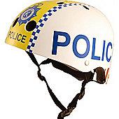 Kiddimoto Helmet Small (Police)