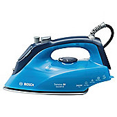 Bosch TDA2655GB Ceramic Plate Steam Iron - Blue