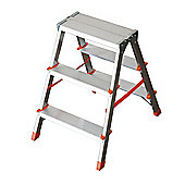 TB Davies Trade 3 Tread Hop Up Step Ladder