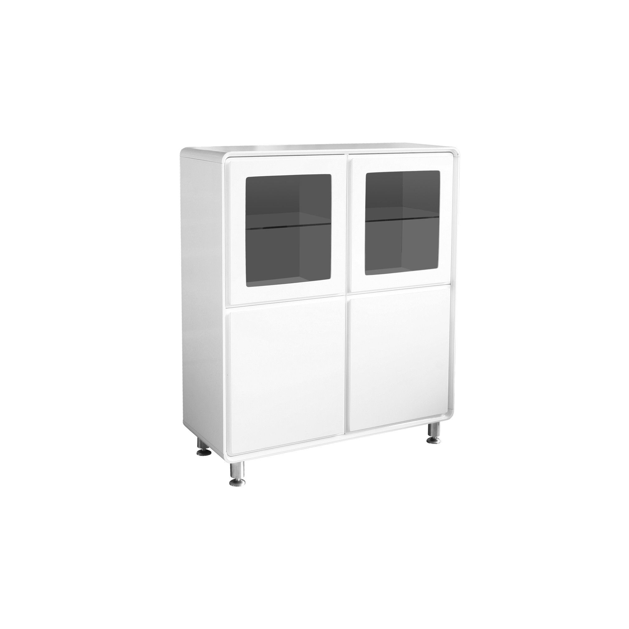 Home Essence Edana Storage Unit - White at Tesco Direct