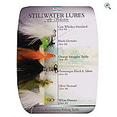 Shakespeare Fly Selection No 8 Selection Stillwater Lures