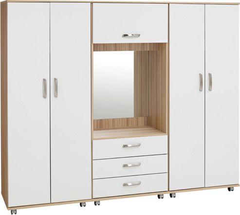 Ideal Furniture Regal Wardrobe