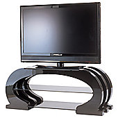 Gecko Omega TV Stand - Gloss Black