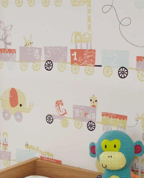 Mamas & Papas - Jamboree - Wallpaper