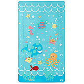 B Baby's Under the Sea Non Slip Bath Mat