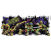 NickelodeonTeenage Mutant Ninja Turtle Trouble Giant Wall Sticker