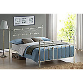 "Altruna Omero Bed Frame - Double (4' 6"")"