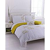 Linea Allium King Duvet Cover Set In Multi