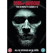 Sons Of Anarchy Season 1-7 DVD