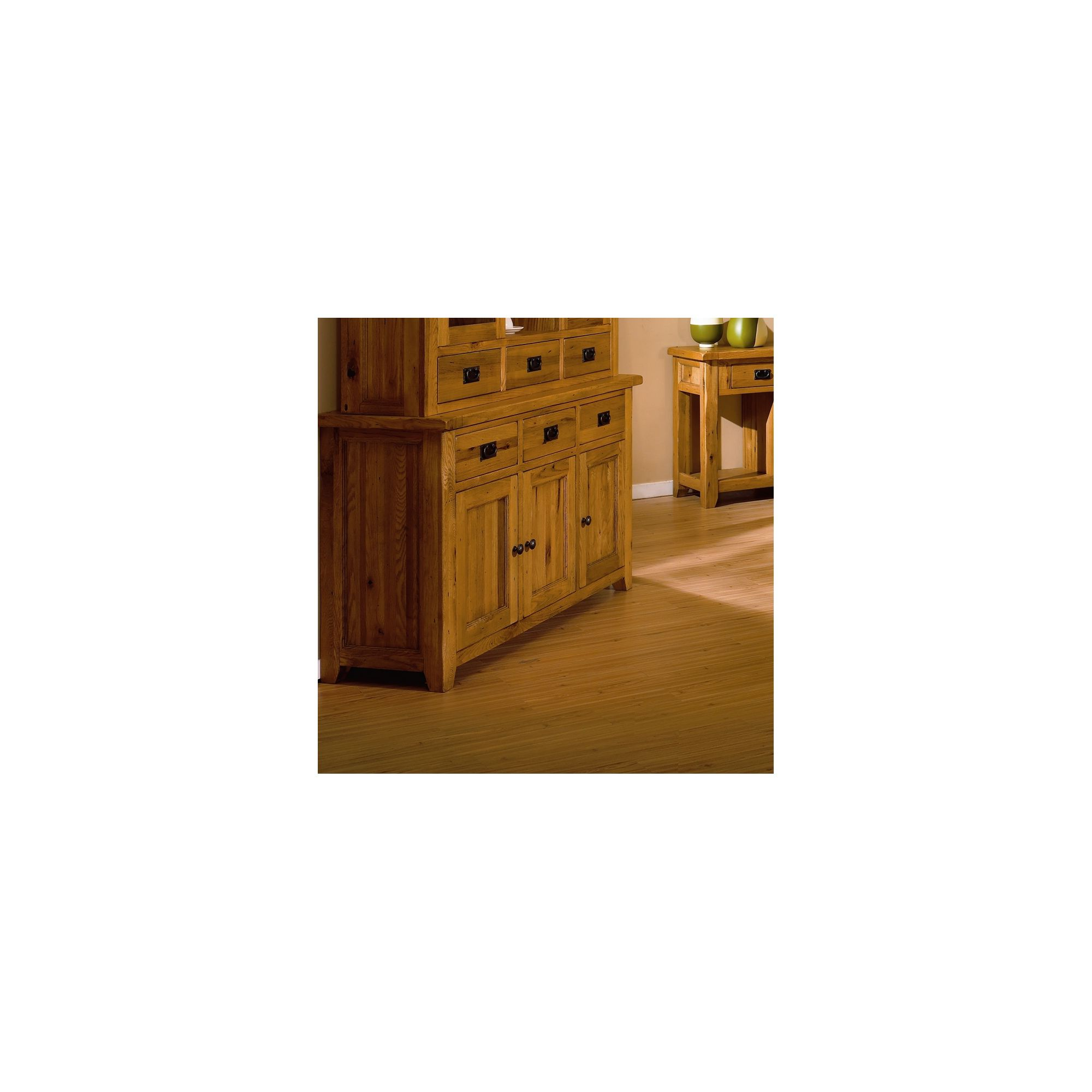 Alterton Furniture Louisiana Oak Large Sideboard at Tesco Direct