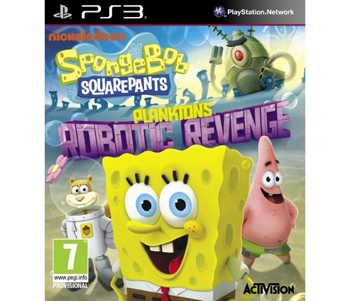 Spongebob Ps3 Software