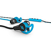 SMS Audio STREET Sport by 50 In Ear Wired Blue
