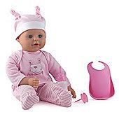 Dolls World - 46cm Soft Bodied Baby Doll Boohoo