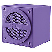 iHome IBT16 Bluetooth Speaker Purple