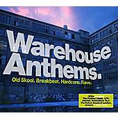 Warehouse Anthems (3Cd)