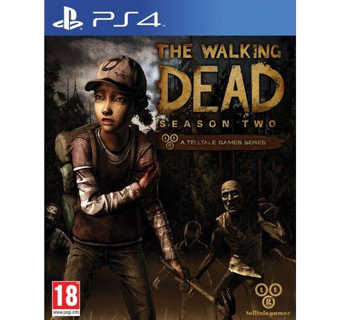 The Walking Dead Season 2 PS4