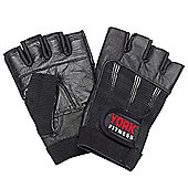 York Fitness Training Gloves Large