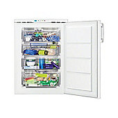 Zanussi ZFT10210WA Freezer 595mm Width with A Energy Rating in White