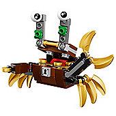 Lego Mixels Lewt