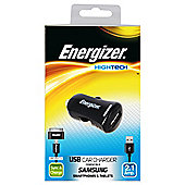 Energizer Samsung Cable & In-Car Charger