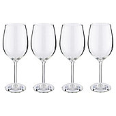 Set of 4 Timeless Classic Red Wine Glasses