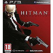 Hitman - Absolution (PS3)