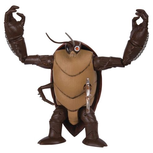 Teenage Mutant Ninja Turtles Action Figure Cockroach