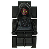 LEGO Star Wars Darth Maul Minifigure Link Watch (Hood)