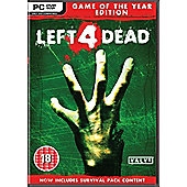 Left 4 Dead - (Left for Dead) - Game of the Year Edition - PC